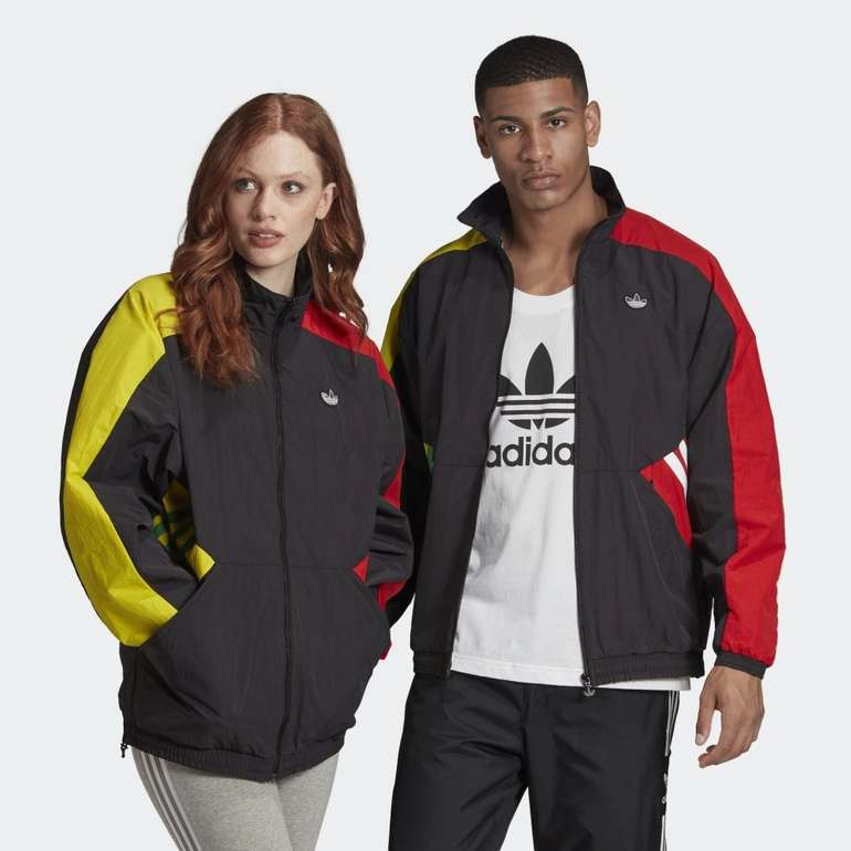 Adidas Tolima-02 Originals Jacke für 49€ inkl. Versand (statt 100€)