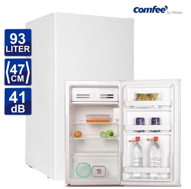 """Comfee """"RCD132WH1"""" Tischkühlschrank, 93 Liter für 89,91€ (statt 119€)"""