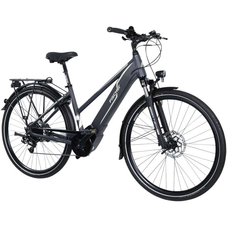 "Fischer E-Bike Viator 5.0i (28"", 10-Gang, 11.6 Ah, Trapez) für 1.703,10€ inkl. Versand (statt 2754€)"