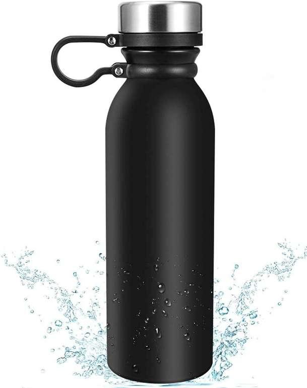 Ltteeny Edelstahl Wasserflasche (Vakuumisoliert, 590ml) für 16,99€ inkl. Versand (statt 27€)