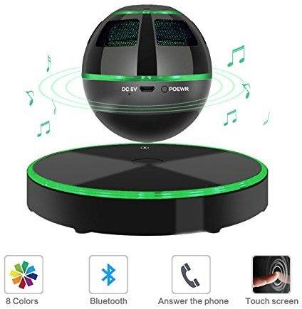 Freischwebender Lautsprecher (Bluetooth, NFC) für 63,54€ inkl. Versand