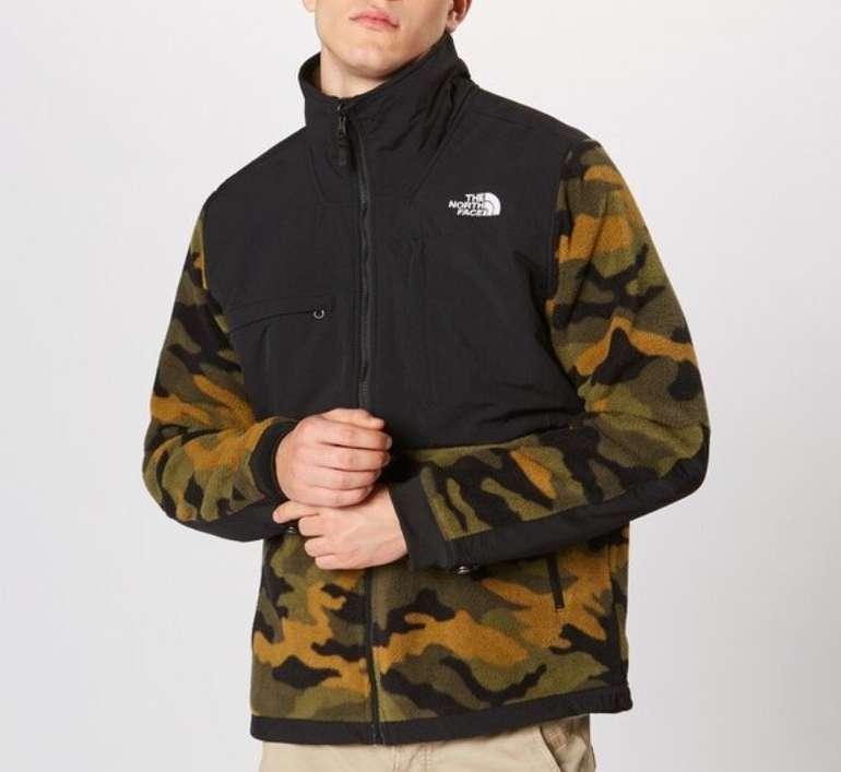 The North Face Herren Jacke 'Denali' in camouflage für 86,80€ inkl. Versand (statt 119€)