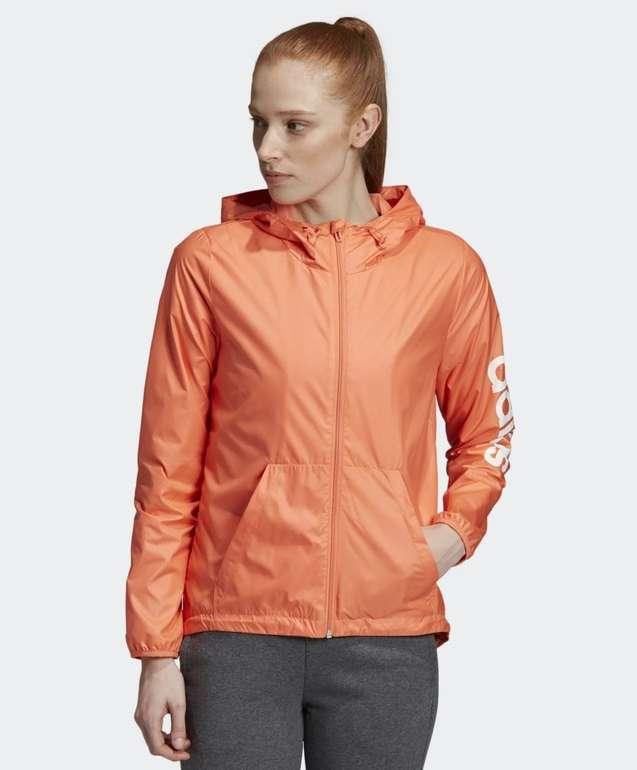 Adidas Damen Essentials Linear Windbreaker für 39,75€ inkl. Versand (statt 55€)