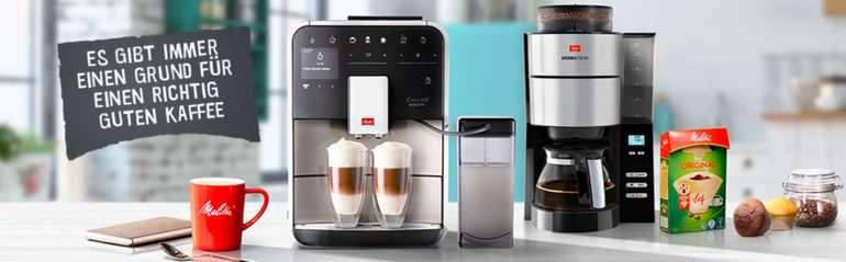 Melitta 1007-03 Aroma Signature Deluxe Kaffeemaschine