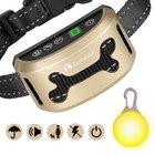 GoPetee Anti-Bell Vibration-Halsband mit USB-Ladung für 16,99€ inkl. VSK