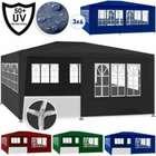 Kesser Pavillon - 3x6m Partyzelt mit Seitenwänden (versch. Farben) für je 52,02€ inkl. Versand (statt 63€)