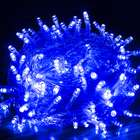 Vingo - 30 Meter LED Lichterkette in Blau mit 8 Lichteffekten für 13,29€ inkl. VSK