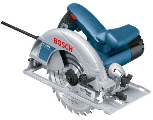 Bosch GKS 190 Professional Handkreissäge für 89,72€ inkl. Versand