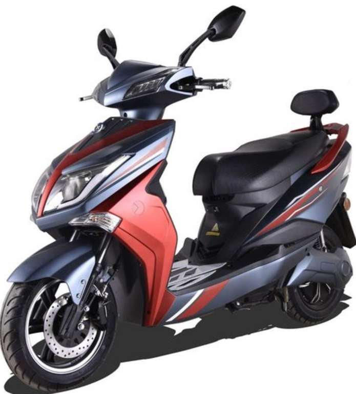 Futura Hawk 3000 E-Motorroller (3000 W, 45 km/h) für 1.428,95€ (statt 2.000€)
