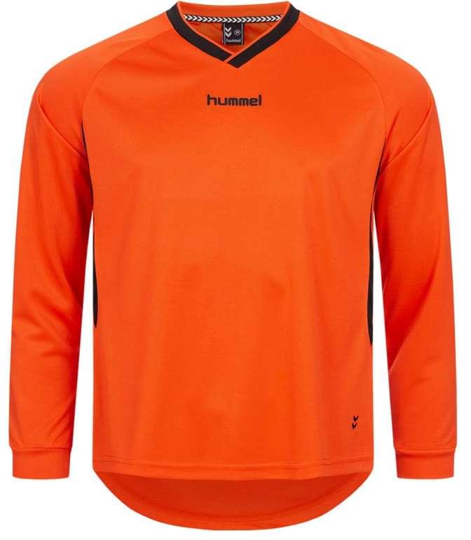 Hummel York Game Jersey Langarm Trikot für 0,99€ zzgl. Versand (statt 9€)