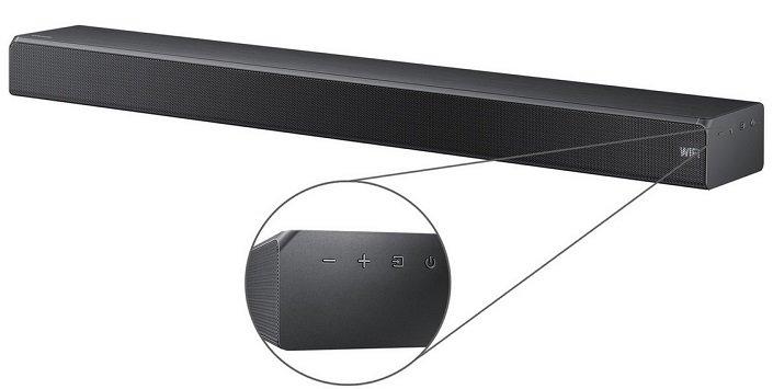Samsung HW-MS550 All-In-One Soundbar für 188,90€ inkl. VSK