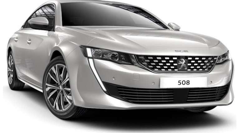 Gewerbe Leasing: Peugeot 508 Allure Puretech180 EAT8 mit 179 PS für 158,82€ netto mtl. (LF: 0,45)