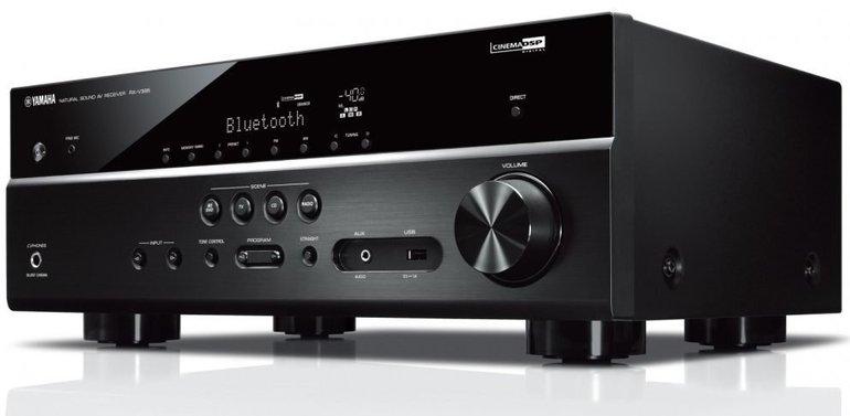 Yamaha RX-D485 AV-Receiver für 399€ inkl. Versand (statt 525€)