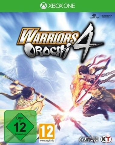 Warriors Orochi 4 (Xbox One) für 13,10€ inkl. Prime Versand (statt 19€)