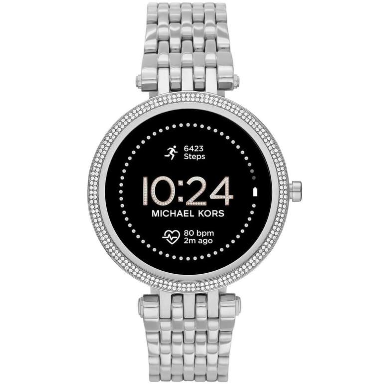 "Michael Kors Smartwatch ""Darci Gen 5E"" für 179€ inkl. Versand (statt 209€)"