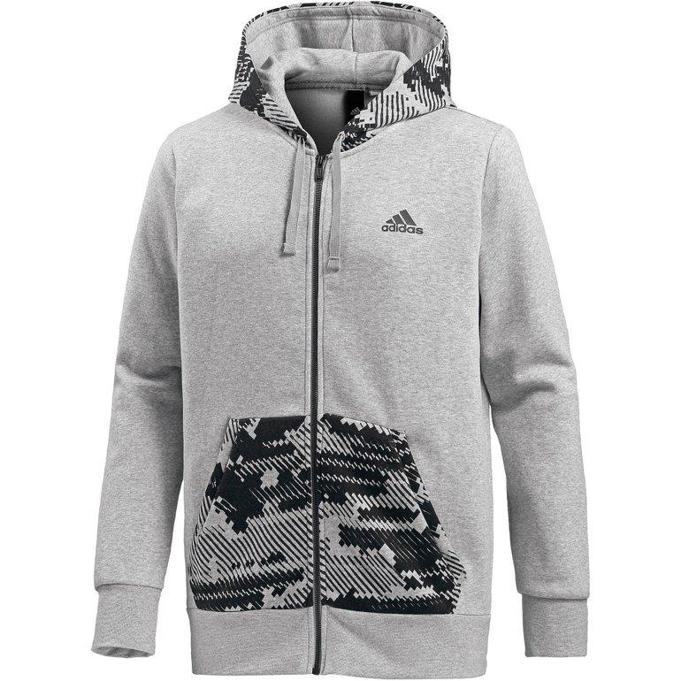 Schnell! Adidas Performance Kapuzenjacke ab 21,59€ inkl. Versand (statt 33€)