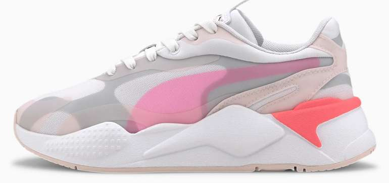 "Puma RS-X³ Plas_Tech Damen Sneaker in ""Rosewater"" für 53,56€ inkl. Versand (statt 77€)"