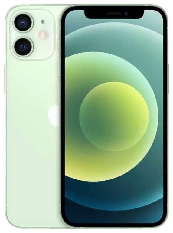 Apple iPhone 12 Mini mit 64GB in Grün für 575,67€ inkl. Versand (statt 627€)