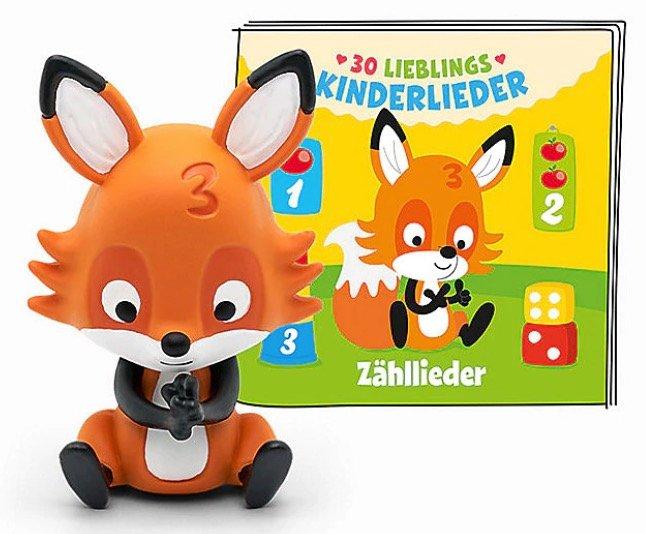 Tonies Hörfigur 30 Lieblings-Kinderlieder - Zähllieder für 10,90€ inkl. Versand (statt 16€) + weitere im Angebot!