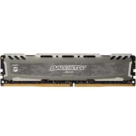 Ballistix Arbeitsspeicher Sport LT 8GB DDR4-3200 CL16 für 26,99€ inkl. VSK