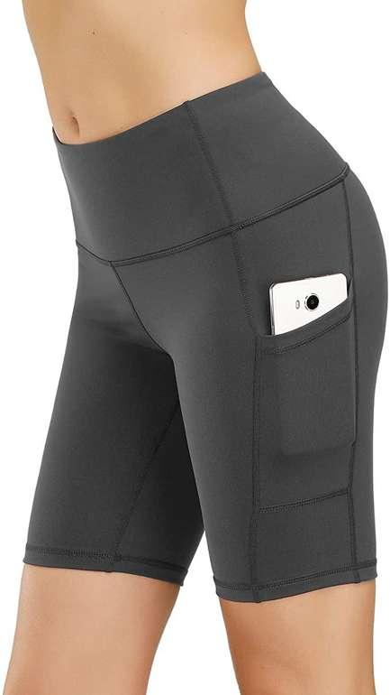 Hmiya Damen Fitness Shorts ab 7,49€ inkl. Prime Versand (statt 17€)