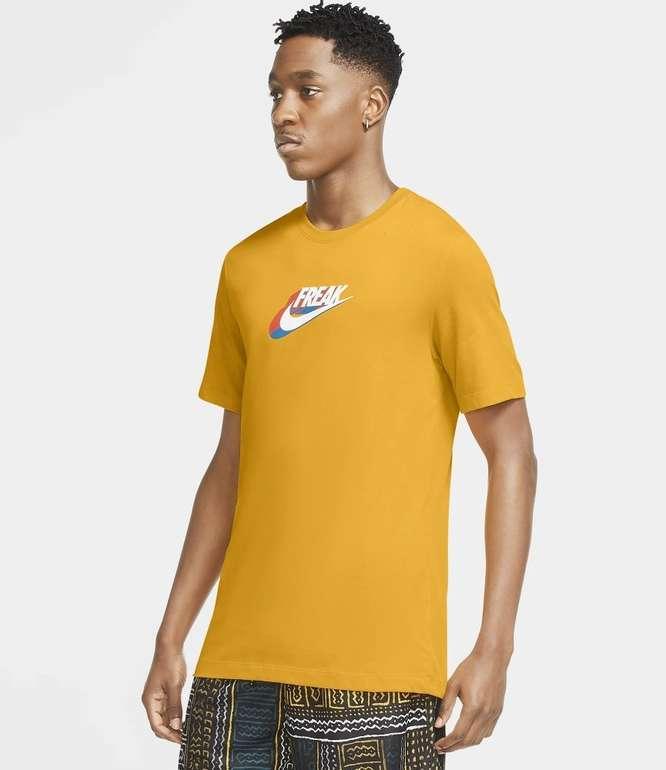 Nike Herren Dri-Fit Shirt Giannis Swoosh Freak in 2 Farben für je 22,78€ (statt 31€) - Nike Membership!