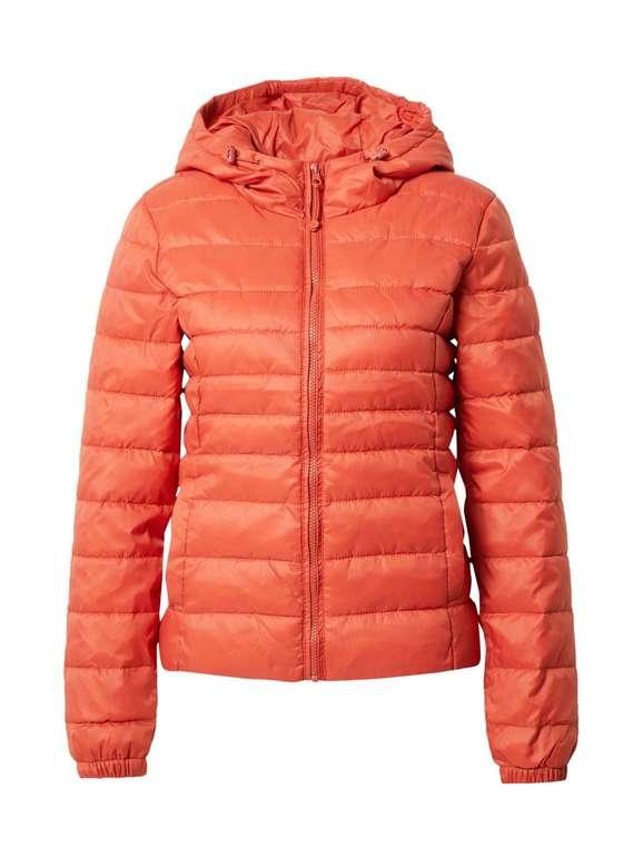 Only Damen Jacke in Orange für 33,68€ inkl. Versand (statt 40€)