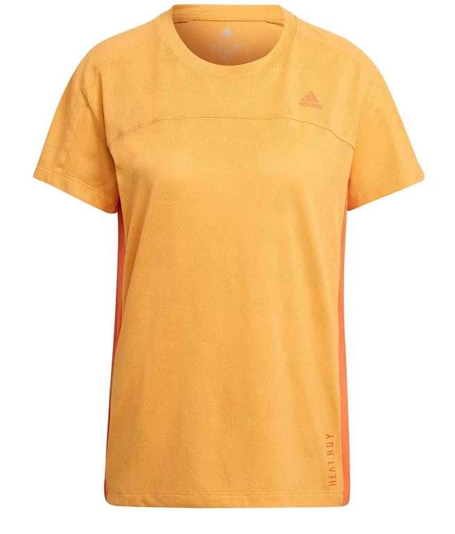 Adidas Performance Sportshirt Heat.Rdy in Orange für 13,96€ inkl. Versand (statt 30€)