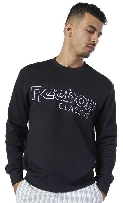 Reebok Herren Classics Sweatshirt für 32,29€ inkl. Versand (statt 39€)