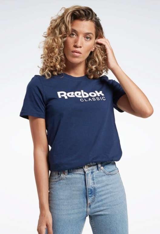 Reebok Classics Reebok T-Shirt in Blau für 15,57€ inkl. Versand (statt 30€)