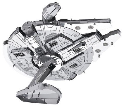 Mini Millennium Falco 3D Puzzle (zum Selberbauen) für 2,12€ inkl. Versand