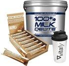 5kg Scite Nutrition 100% Milk Delite + Proteinissimo + Shaker für 59,99€