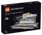 Lego Architecture (21035) Solomon R. Guggenheim Museum für 50,99€