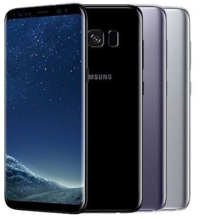 Samsung Galaxy S8 Smartphone 64GB in 3 Farben je 219,90€ mit Versand (gebraucht)