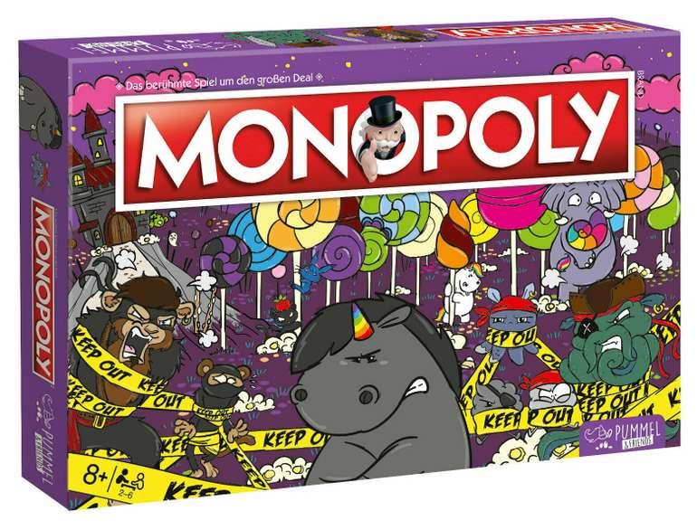 Monopoly Grummeleinhorn Edition Pummel & Friends für 39,95€ inkl. Versand (statt 45€)