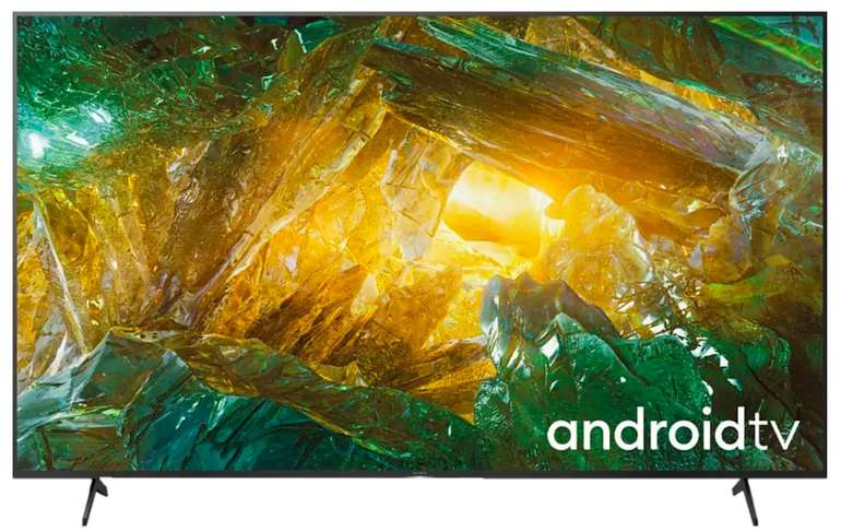 "Sony KD-85XH8096 - 85"" 4K Ultra-HD Fernseher (Android TV, LED, HDR, Smart TV) für je 1.787,71€ inkl. Versand"
