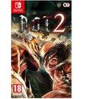 Attack on Titan 2 (Nintendo Switch) für 41,74€ inkl. Versand (statt 56€)