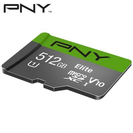 PNY Elite microSDXC-Karte mit 512 GB Speicher für 75,90€ inkl. VSK (statt 111€)