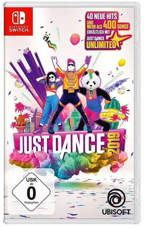 Just Dance 2019 (Switch, UK Version) für 27,95€ inkl. Versand (statt 42€)