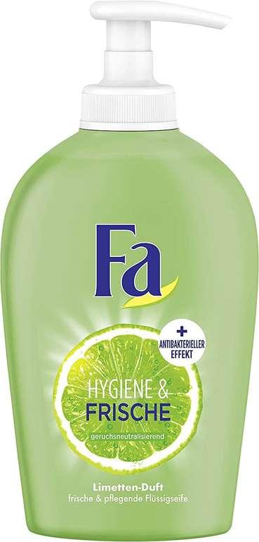 Fa Flüssigseife Hygiene & Frische (250 ml) im 6er Pack für 3,95€ (Prime, Spar-Abo)