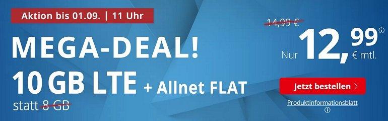 PremiumSIM o2 Allnet-Flat