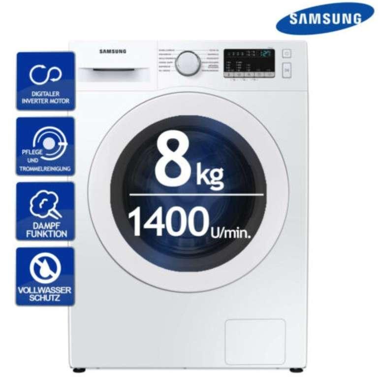Samsung WW81T4042EE - 8kg Frontlader Waschmaschine mit Digital Inverter Motor für 314,91€ (statt 387€)