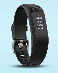 Garmin vivosmart 3 Fitness-Tracker für 59€ inkl. Versand (statt 72€)