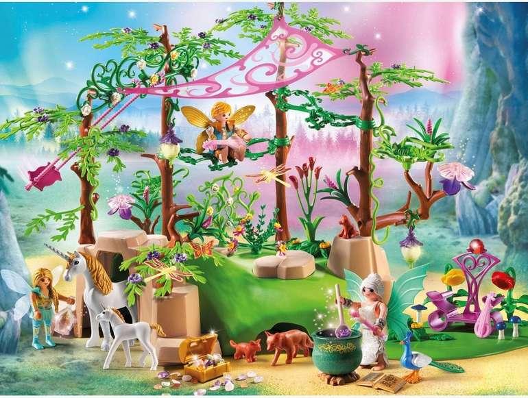 playmobil-fairies-magischer-feenwald-9132