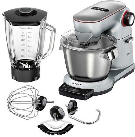 Bosch OptiMUM MUM9YX5S12 Küchenmaschine + Thermosafe Mixbehälter für 499€