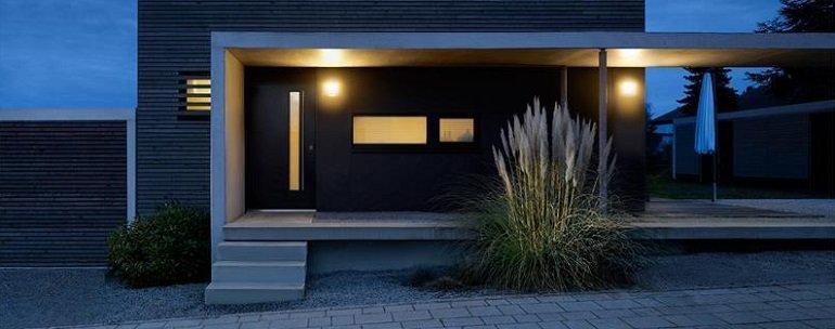 Steinel L 224 LED Außenleuchte mit Bewegungsmelder