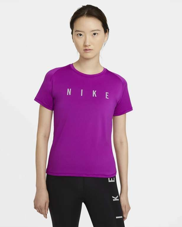 Nike Miler Run Division Damen Laufoberteil für 16,78€ (statt 25€) - Nike Membership!