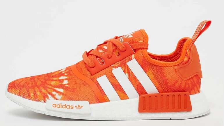 """Adidas Originals NMD_R1 Sneaker in """"Collegiate Orange"""" für 70€ inkl. Versand (statt 100€)"""