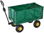 Juskys Bollerwagen mit Plane (bis 550kg) für 54,95€ inkl. Versand (statt 70€)