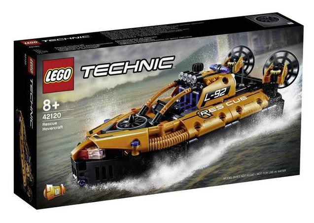 Lego Technic (42120) - Luftkissenboot für Rettungseinsätze für 23,99€inkl. Versand (statt 29€) - Thalia Club!